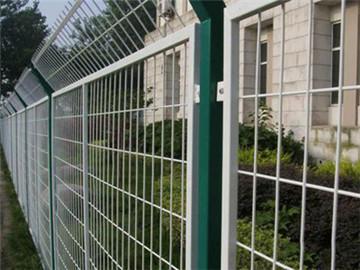 护栏网表面处理方法